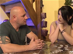 LA new-comer - super-steamy ass-fuck plumb with spectacular French inexperienced