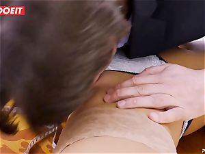 LETSDOEIT - Tailor Seduced And penetrates young customer
