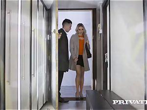 Private.com - Mia Malkova screws in the colon