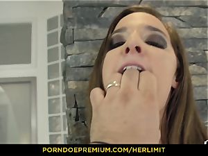 HER restrict - confine pushing nail jamboree with Amirah Adara