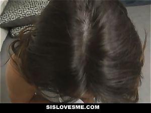 SisLovesMe - Found My Sisters sex gauze