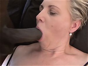older damsel facehole screw inhale fellatio gulping jism