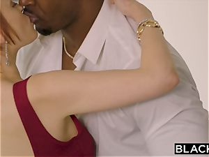 BLACKED Bree Daniels Can't Wait For big black cock While hubby Is Gone