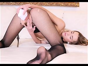 Alexis Crystal lovemaking plaything getting off