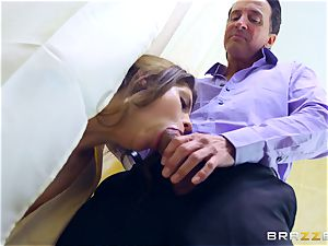 Lucia love screwing two fellows at different times