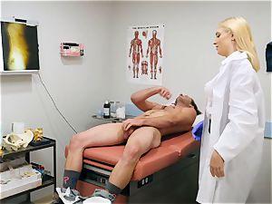 satisfy check me over doc