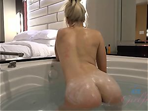 Trisha Parks likes buttfuck and Then Gets a twat internal ejaculation
