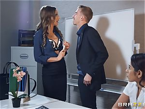 Tina Kay getting plowed by a humungous prick
