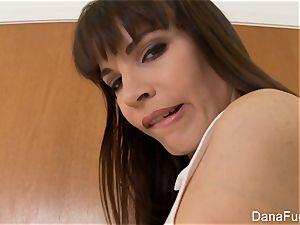Dana DeArmond gets an anal invasion