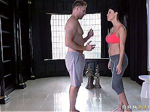 Peta Jensen finds a fresh exercise mechanism
