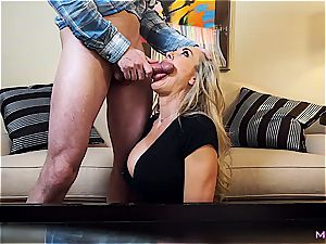 Brandi enjoy loves to be horny