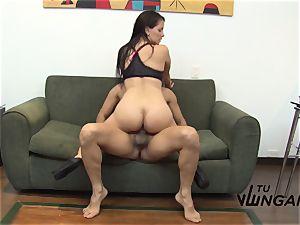 Tu Venganza - vengeance pound with ultra-kinky huge-titted Latina