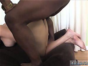 lubricant nubile rectal finger Mia Khalifa tries A big black dick
