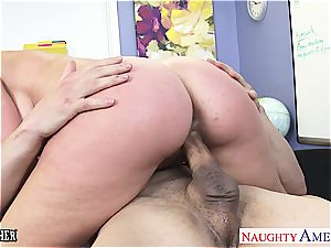 Veronica Avluv super-naughty for boner after chatting about bang-out