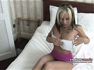 thin french Canadian stunner homemade porno thumbs cooch